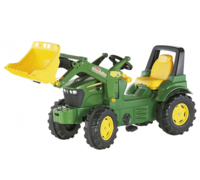 Leisure Time  - John Deere 7930 Toy Tractor with Front Loader