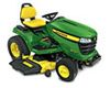 John Deere X534 Ride On Lawnmower