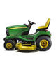 John Deere X740 24hp (54 inch Deck) Diesel Ride on Mower