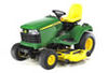John Deere X740 (48 inch Deck) Diesel Ride on Mower