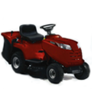 Mountfield 1430H Rear Collection Ride On Lawnmower