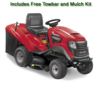 Mountfield 2040H Rear Collection (Hydrostatic) Ride On Lawnmower