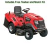 Mountfield 3600SH Rear Collection Ride on Lawnmower