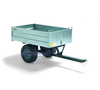 Mountfield Galvanised Trailer
