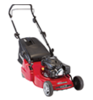 Mountfield HP46 R 46cm Push Petrol Rear Roller Lawn mower