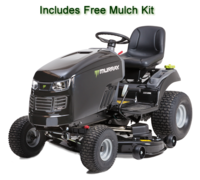 Lawn Mowers  - Murray MSD200 Side Discharge Lawn Tractor