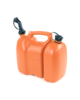 Orange Twin Combi Canister