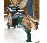 Garden Tools & Devices  - Portek Electric Quiksplit 7 Ton Log Splitter