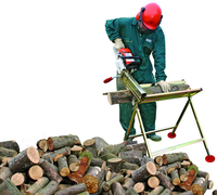 Hedge Trimmers  - Portek Log Master Saw Horse