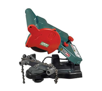 Motorised Trimmers & Accessories  - Portek Maxi 2 Electric Bench Chainsaw Chain Sharpener