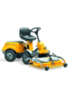 Stiga Villa SQ16 HST (Honda Engine) Out Front Deck Lawn Rider