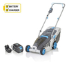 Swift EB137CD2 37cm Wide Mower with Battery and Charger