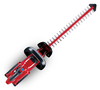 "Hedge Trimmers Toro Power Plex™ 51136 24"" Cordless Hedge trimmer Kit"