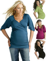 Pack of 2 Nursing Tops (choose your colours)