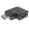 HDMI Male to Female Right Angle 90 Degree Adapter(Black)