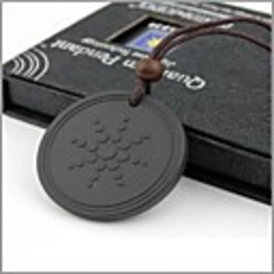 Jewellery  - Lava Rock Quantum Pendant Scalar Energy Necklace Jewelry