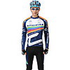 Bicycle MYSENLAN PN MeshFlex Material Long Sleeve Breathable Men Cycling Suits
