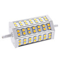 Lighting  - R7S 9W 42x5050SMD 650LM Warm White Light LED Corn Bulb (85-265V)