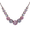 Jewellery Vintage  (Candy) Gold Alloy Statement Necklace() (1 Pc)
