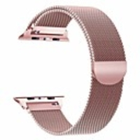 Accessories for Mobile Phones  - Watch Band for Apple Watch Series 5/4/3/2/1 Apple Milanese Loop Stainless Steel Wrist Strap