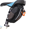 B-SOUL 0.5 L Bike Saddle Bag Portable Wearable Durable Bike Bag Terylene Bicycle Bag Cycle Bag Cycling Outdoor Exercise Bike / Bicycle