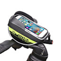 Pets & Domestic Animals  - B-SOUL 1 L Bike Handlebar Bag Touch Screen Portable Wearable Bike Bag Terylene Bicycle Bag Cycle Bag Cycling Outdoor Exercise Bike / Bicycle