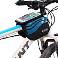 Pets & Domestic Animals  - B-SOUL 1.2 L Cell Phone Bag Bike Frame Bag Touch Screen Portable Wearable Bike Bag Nylon Bicycle Bag Cycle Bag Cycling / iPhone X / iPhone XR Outdoor Exercise Bike / Bicycle