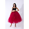 Ballet Dancer Petticoat Hoop Skirt Tutu Women