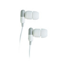 Accessories|Accessories  - Capsule Style Stereo Earphones (White)
