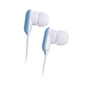 Accessories|Accessories  - Chewing Gum Style Stereo Earphones (Blue)