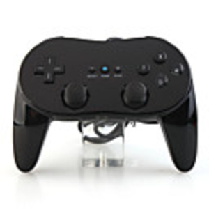 Games|Nintendo Wii  - Classic Wired Control Pad for Wii (Black)