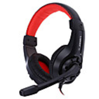 Cars & Motorbikes  - G1 Gaming Headphone 3.5mm Surround Stereo Headset Headband Headphone With Mic For PC Laptop Low Bass Wired Headset