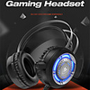 N1 3.5mm Gaming Headset Music Headphones Stereo Over Ear Wired Earphones With Microphone For PC PS4 Skype