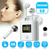 Tws Headset Wireless Bluetooth 5.0 Mini Earbuds Sports Smart Headset With Microphone And Charging Box