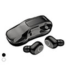 TWS True Wireless Earbuds Bluetooth5.0 Stereo with Microphone for Sport Fitness