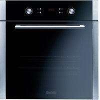 Ovens  - Baumatic B630MC Built In Oven Pyrolytic 60cm Single Stainless Steel