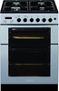 Baumatic BCG625SS Slot-in Cooker Gas Double Cavity Stainless Steel