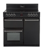 Belling Classic 90E Range Cooker Electric Double 90cm Black