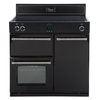 Belling Classic 90Ei Range Cooker Electric Double 90cm Black