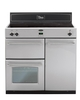 Belling Classic 90Ei Range Cooker Electric Double 90cm Silver