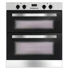 Matrix MD720SS Built In Oven Electric Double 85 litres Stainless Steel