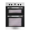 Matrix MD920SS Built In Oven Electric Double 91 litres Stainless Steel