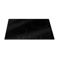 Ovens & Cookers  - Matrix MHN100FR Electric Hob Induction 4 Zone Touch Control Frameless