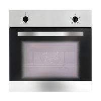 Ovens  - Matrix MS001WH Built In Oven Electric Fanned 56 Litres A Energy White