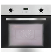 Ovens  - Matrix MS002SS Built In Oven Electric Fanned A Energy Stainless Steel