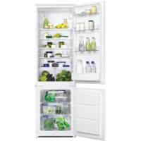 Fridges & Freezers  - Zanussi ZBB28441SA Fridge Freezer Built In 70:30 Split A+ Energy White