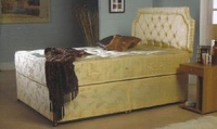 Divan Beds  - Assured Sleep Majestic Orthopaedic 4ft Small Double Bed