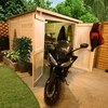 Sheds BillyOh Premium Motorbike Shed