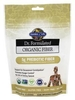 Garden of Life Dr. Formulated Organic Fibre (Unflavoured,  Gluten & Dairy Free,  192g Vegan Powder)