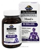 Garden of Life Dr. Formulated Probiotics Mood+ 50 Billion (Gluten & Dairy Free,  60 Vegetarian Capsules)